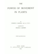 Portada del libro: The power of movement in plants